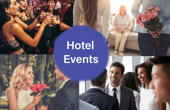 Image showing Special Hotel Events showcased at Tillington Hall Hotel