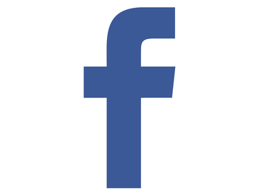 Facebook Logo that links to Tillington Hall Hotel's Facebook Page